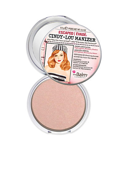 the Balm&reg; cosmetics Cindy-Lou Manizer Highlighter Shadow &#38; Shimmer<br>