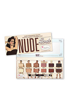 the Balm® cosmetics Nude Dude® Eyeshadow Palette