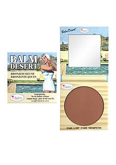 the Balm® cosmetics Desert Blush/Bronzer