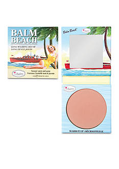 the Balm cosmetics Balm Beach Blush