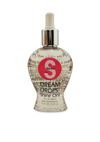 Tigi S Factor Dream Drops Shine On