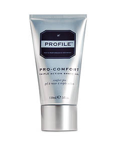 PROFILE™ PRO-COMFORT Triple Action Shave Gel