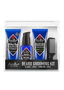 jack black beard grooming kit belk. Black Bedroom Furniture Sets. Home Design Ideas