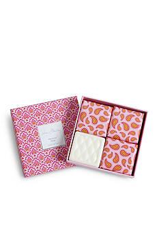 Vera Bradley Macaroon Rose Soap Gift Set