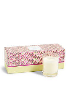 Vera Bradley Appleberry Champagne Candle Gift Set