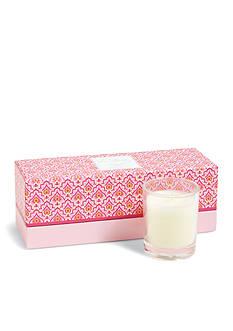 Vera Bradley Macaroon Rose Candle Gift Set