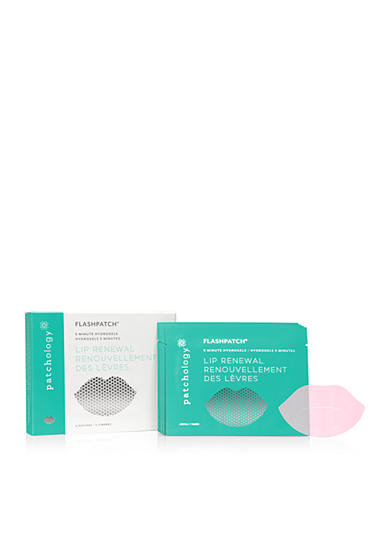 patchology® Lip Renewal Flashpatch® 5 Minute Hydrogels - 5 Pack