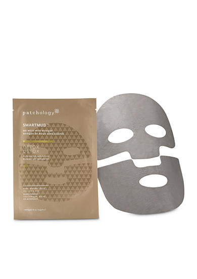 patchology® SmartMud™ No Mess Mud Masque Detox-Single Pack