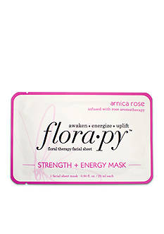 florapy™ Strength + Energy Sheet Mask - Arnica Rose