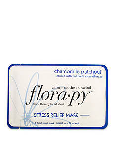 florapy™ Stress Relief Sheet Mask - Chamomile Patchouli