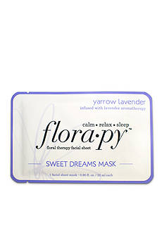 florapy™ Sweet Dreams Sheet Mask - Yarrow Lavender