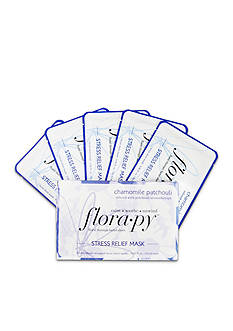 flora·py™ Stress Relief Sheet Mask - Chamomile Patchouli 5 Pack