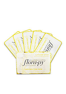 florapy™ Even Skin Tone Sheet Mask - Sunflower Lemon 5 Pack