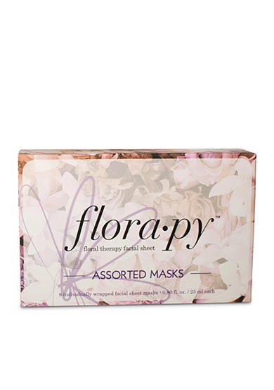 florapy™ Floral Therapy Sheet Mask Collection - 8 Pack