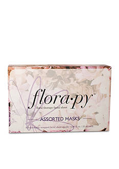 flora·py™ Floral Therapy Sheet Mask Collection - 8 Pack