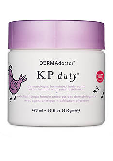 DERMAdoctor® KP Duty Dermatologist Formulated Body Scrub with Chemical Physical Exfoliation