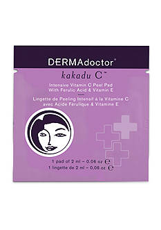 DERMAdoctor® Kakadu C Intensive Vitamin C Peel Pad with Ferulic Acid and Vitamin E