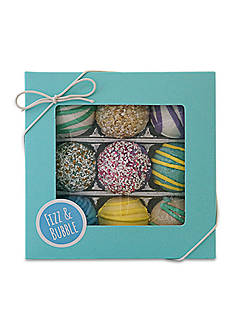 Fizz & Bubble Spa Bath Bomb Truffle Set