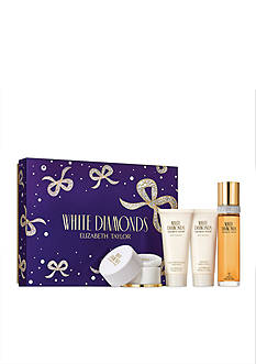 Elizabeth Taylor White Diamonds Eau de Toilette Naturel Set