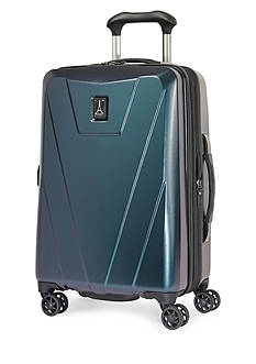 Travelpro Maxlite 4 21-Inch Expandable Hardsided Spinner -Black/Green