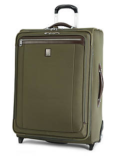 Travelpro Platinum Magna 2 26-Inch Expandable Rollaboard Suiter -Olive