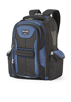 Travelpro T-Pro Bold 2 Computer Backpack -Black/Navy
