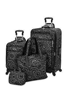 Waverly Boutique 4-Piece Luggage Set