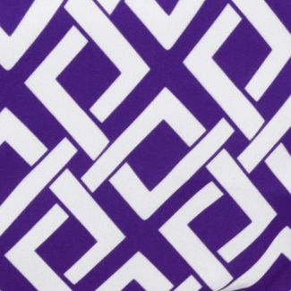 Waverly Bed & Bath Sale: Purple Waverly TOTE LINK PURPLE