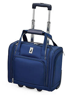 London Fog Knightsbridge 360HL Luggage Collection - Navy