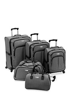 London Fog® Chatham 360 Luggage Collection Gray - Online Only