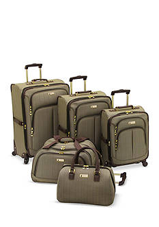 London Fog® Chatham Luggage Collection Tan