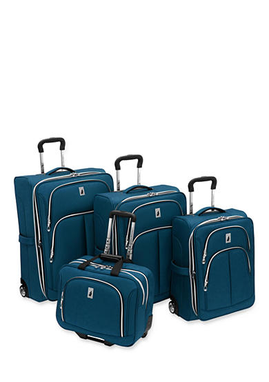 London Fog® Coventry Sapphire Luggage Collection - Online Only