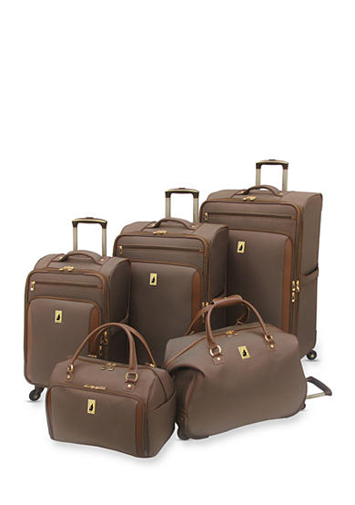 London Fog® Kensington 360 Ultra Light Expandable Spinner Luggage Collection - Bronze