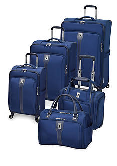 London Fog® Knightsbridge 360HL Luggage Collection Navy