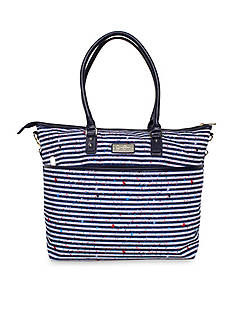 Jessica Simpson Paint Splash Tote