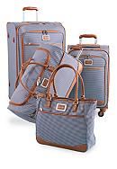 Jessica Simpson Breton Spinner Luggage Collection