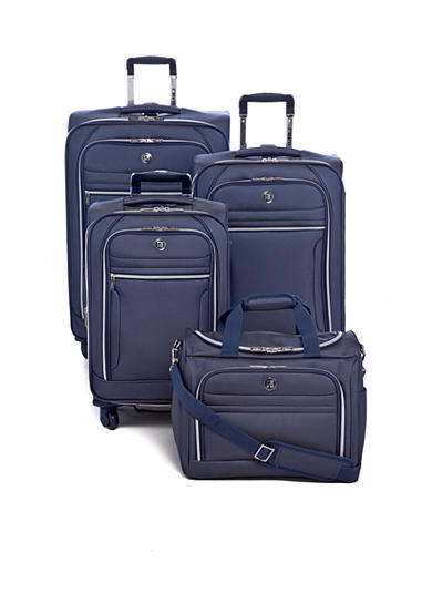 Revo Swift Blue Luggage Collection