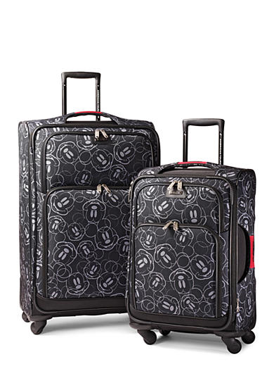 American Tourister Mickey Mouse Multi Face Softside Spinner Collection
