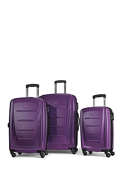 Samsonite® Winfield 2 Fashion Spinner Collection - Purple