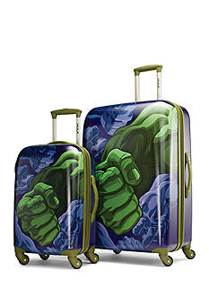 American Tourister Marvel Hulk Hardside Spinner Collection