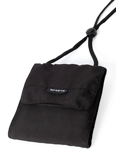 Samsonite® Security Neck Pouch