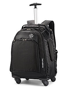Samsonite 21-in. MVS Spinner Backpack - Black