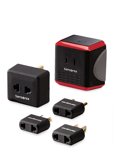Samsonite® Power Converter Adapter Kit