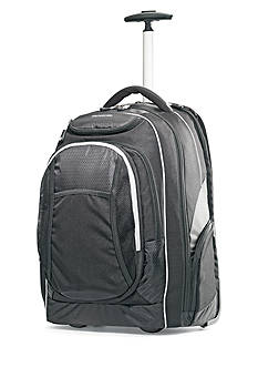 Samsonite 21-in. Tectonic Wheeled Backpack - Black