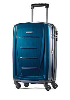 Samsonite 20-in. Winfield 2 Fashion Spinner Deep Blue