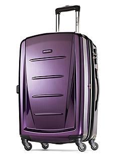 Samsonite 20-in. Winfield 2 Fashion Spinner Purple