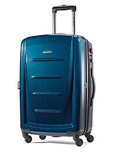 Samsonite 24-in. Winfield 2 Fashion Spinner Deep Blue