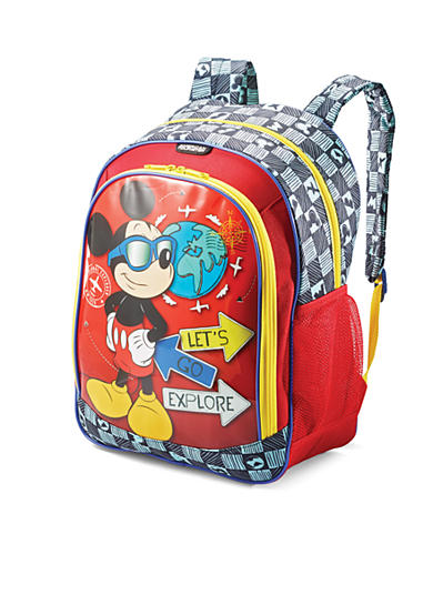 American Tourister Mickey Mouse Backpack