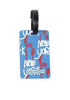 American Tourister NYC Luggage Tag
