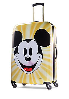 Samsonite® 28-in. Mickey Mouse Face Hardside Spinner